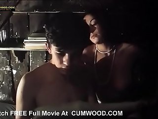 CUMWOOD.COM - a prostitute seduced a young boy for sex